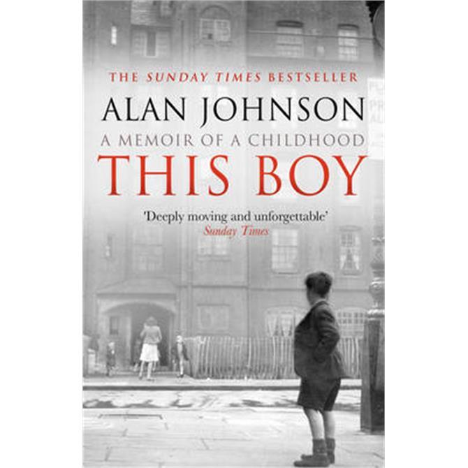 This Boy by Alan Johnson (Paperback)