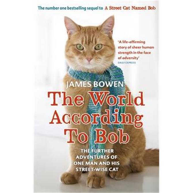 World According To Bob by James Bowen (Paperback)