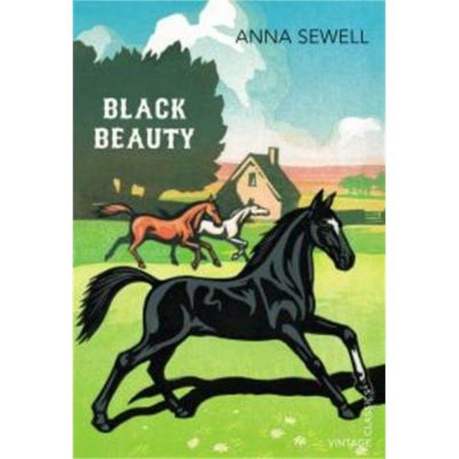 Black Beauty by Anna Sewell (Paperback)