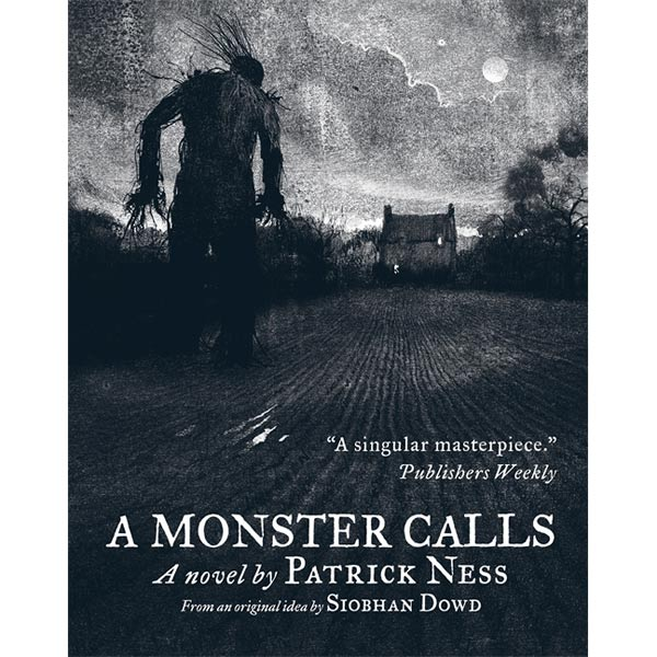 An image of A Monster Calls by Patrick Ness