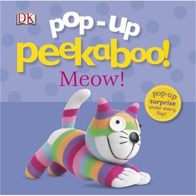 Pop-up Peekaboo Meow by DK