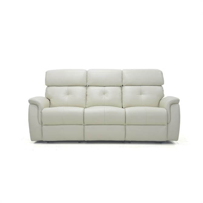Rochester 3 Seater Manual Recliner Sofa