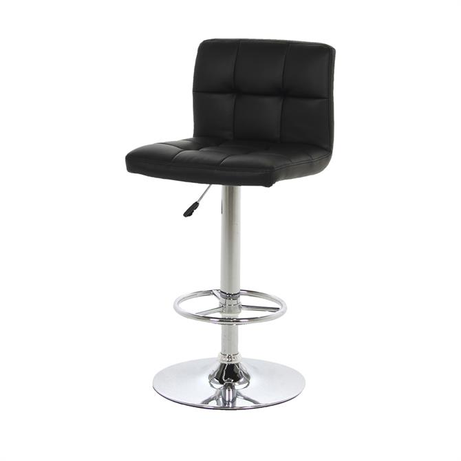 Jensen Black Bar Stool