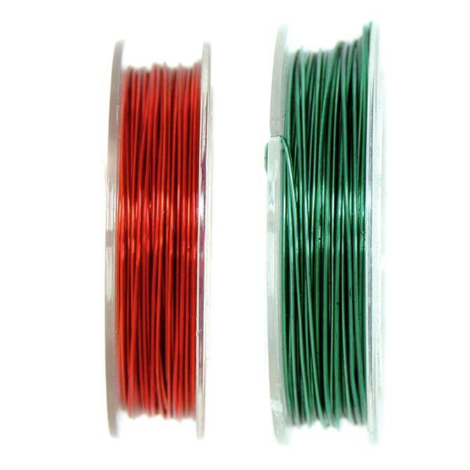 The Craft Factory Brass Wire 0.5mm