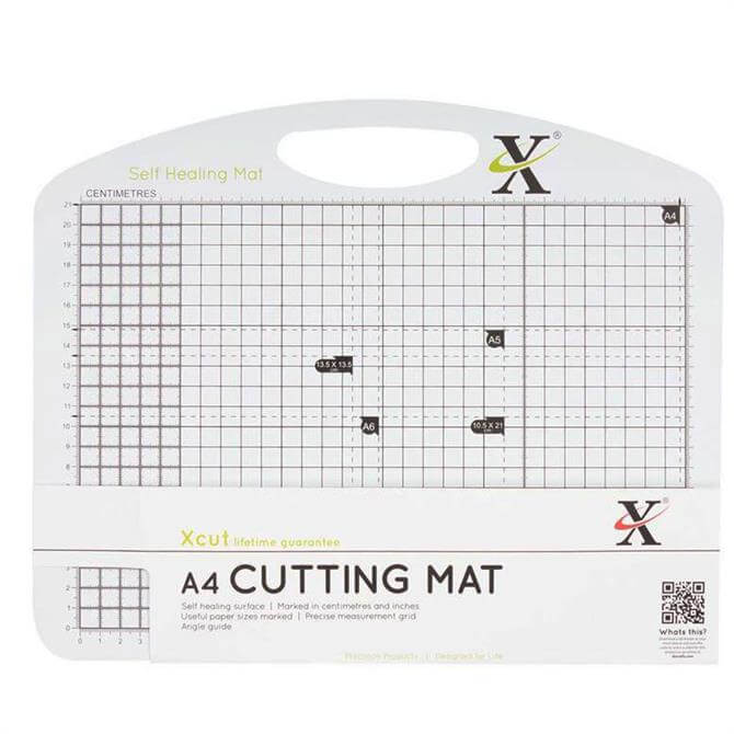 Design Objectives A4 Self Healing Cutting Mat