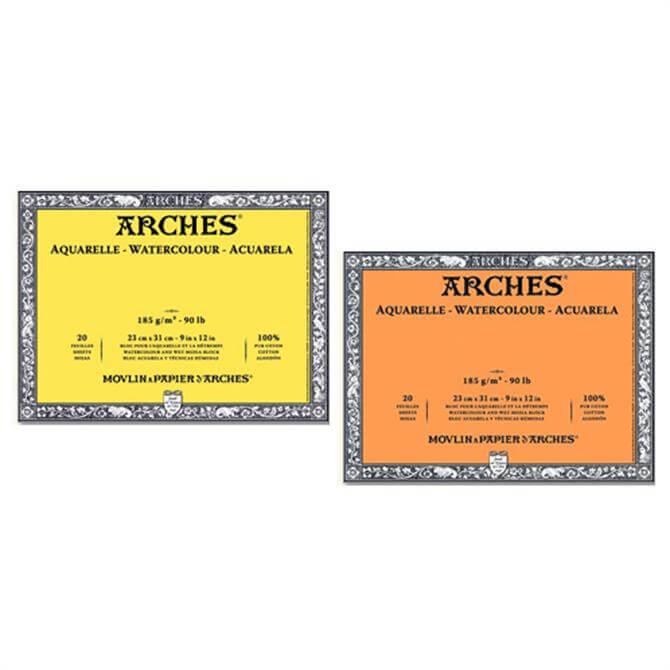 RK Burt Arches Aquarelle Paper 185
