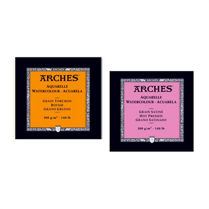 RK Burt Arches Aquarelle Paper 300