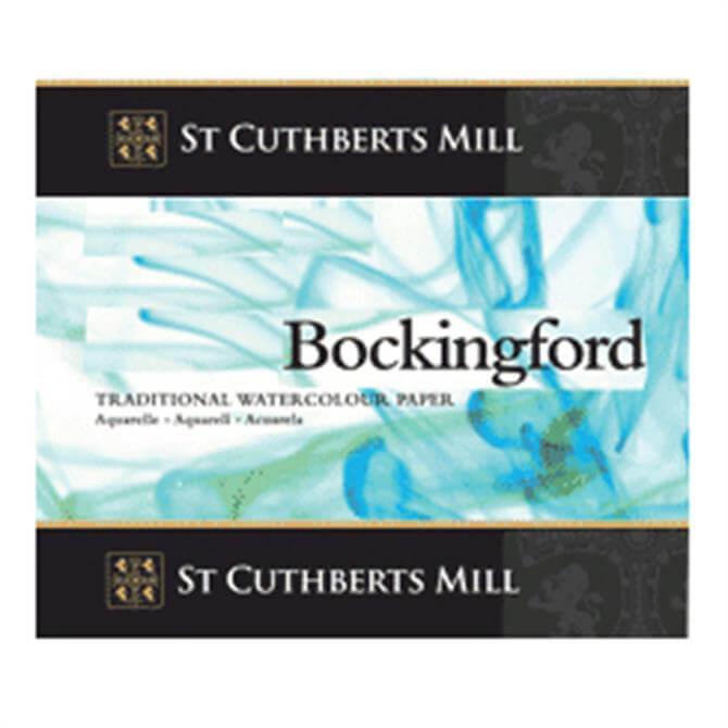RK Burt Bockingford 425 NOT Surface Watercolour Paper