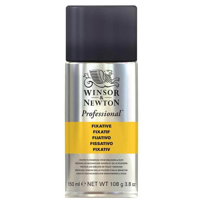 Winsor and Newton Fixative 150ml