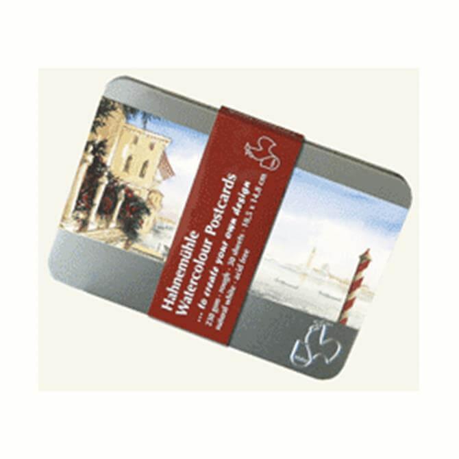 RK Burt Hahnemuhle Postcard Tin