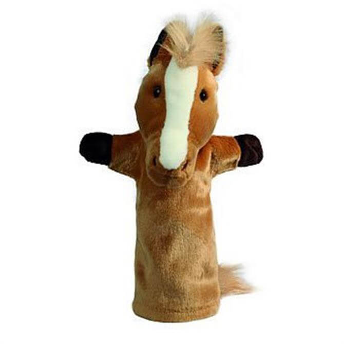 Puppet Company Long Sleeved Glove Puppet Horse