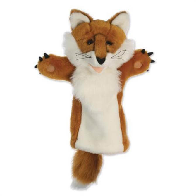 Puppet Company Long Sleeved Glove Puppet Fox