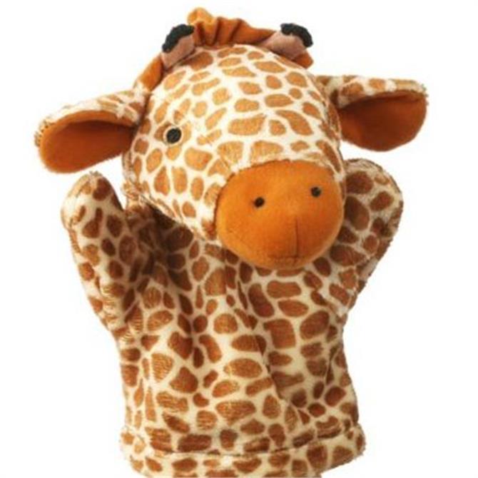 Puppet Company My First Puppet Giraffe