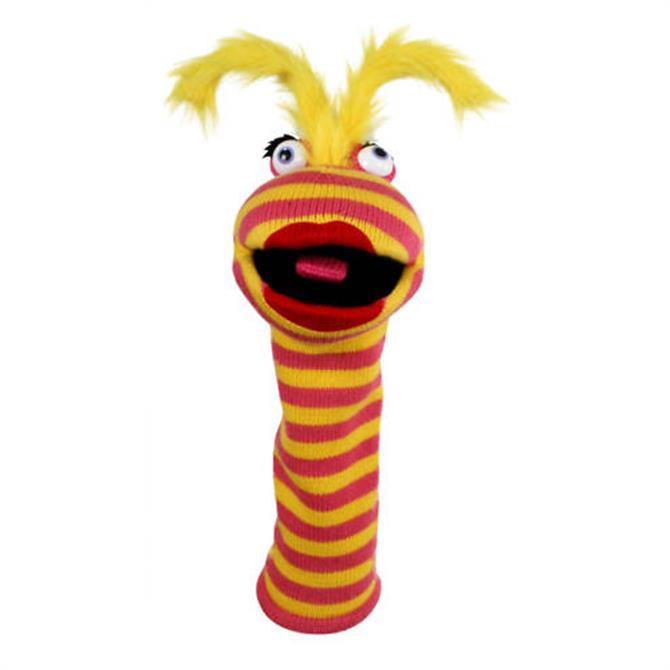 Puppet Company Sockettes Glove Puppet Lipstick