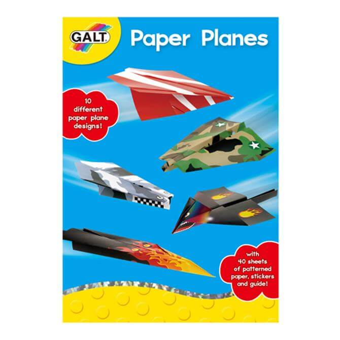Galt Paper Planes