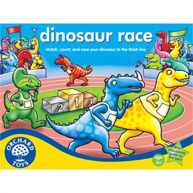 Orchard Toys Dinosaur Race Game