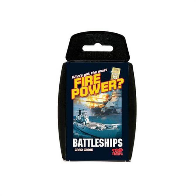 Winning Moves Battleships Top Trumps