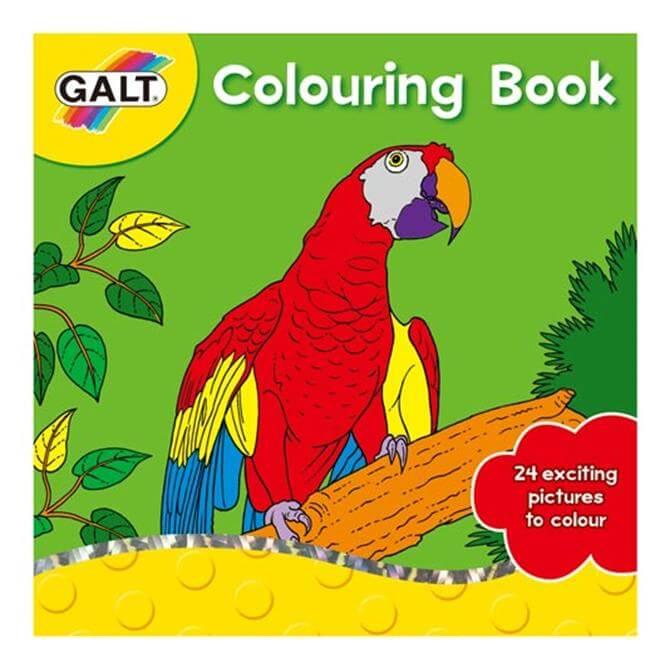 Galt Colouring Activity Book