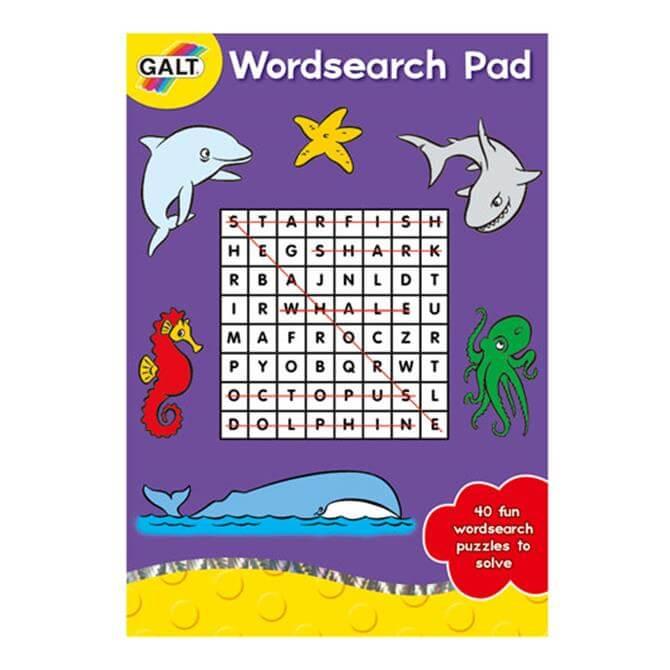 Galt Wordsearch Pad