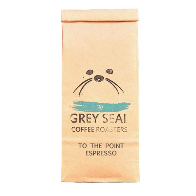Grey Seal Point Espresso Ground Coffee 250g