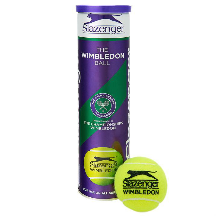 Slazenger Wimbledon Tennis Balls