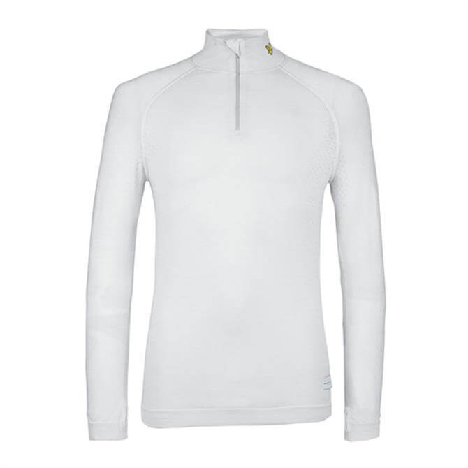 Lyle & Scott Lismore 1/4 Zip Merino Top