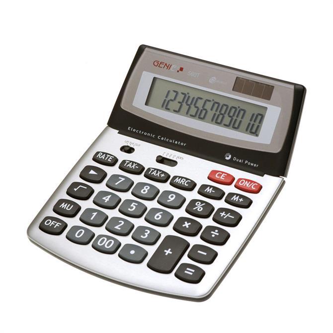 Genie 560 Desktop Calculator