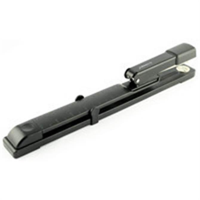 Q-Connect Long Arm Stapler Black