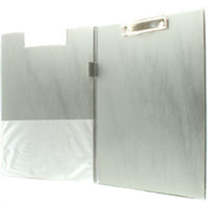 Q-Connect PVC Clipboard Foldover