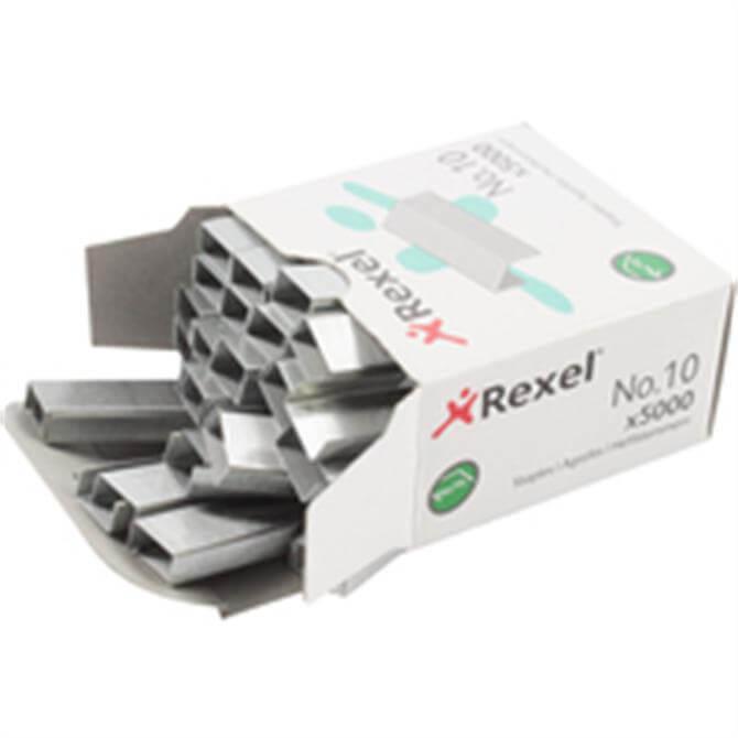 Rexel Staples No10 5mm
