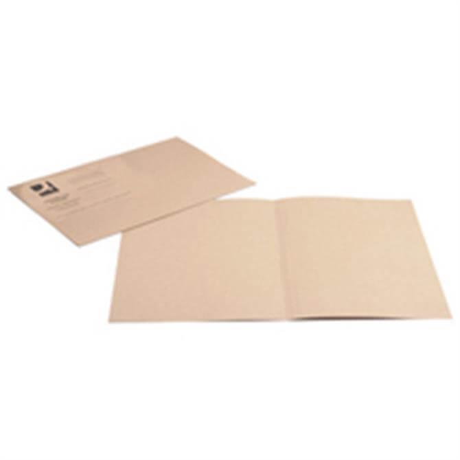 Q-Connect Square Cut Folder