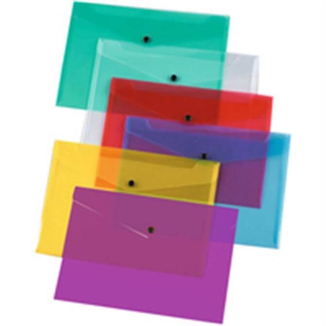 Q-Connect Doc Folder A4