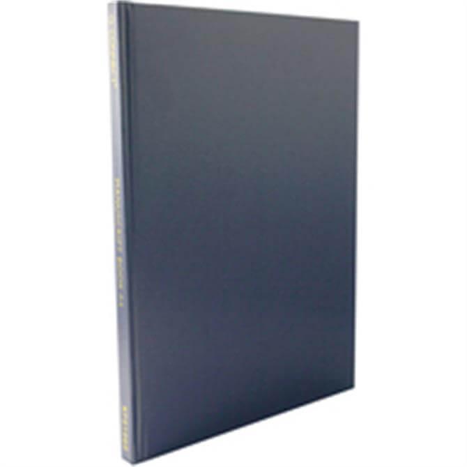 Q-Connect Manuscript Bk A4 Feint 96pp