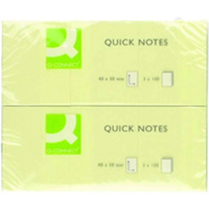 Q-Connect QuickNote 40x50mm