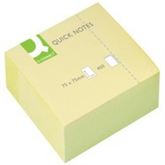 Q-Connect QuickNote Cube 75x75