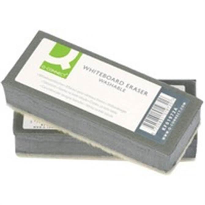 Q-Connect Drywipe Eraser Washable