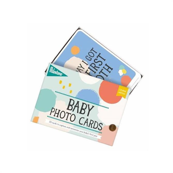 Limited Edition Baby Cards by Milestone