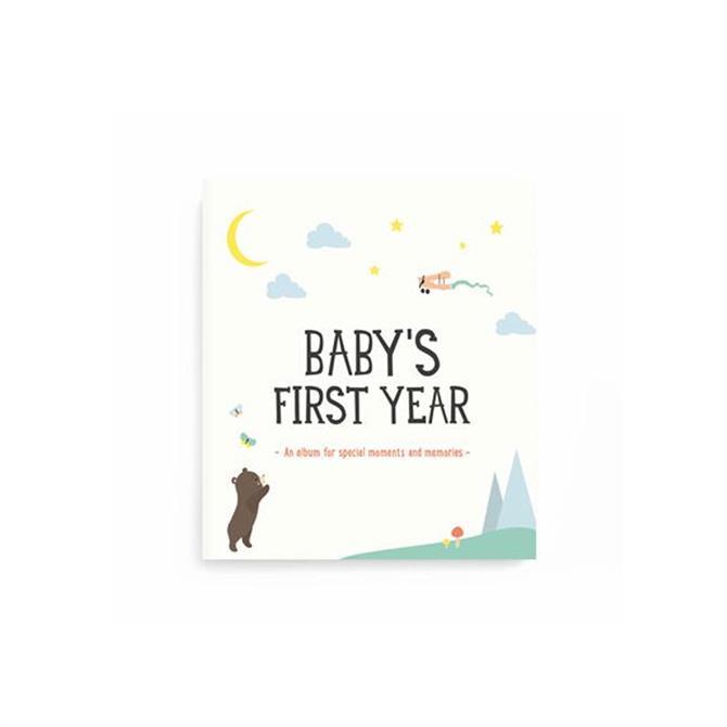 Milestone - Baby's First Year Album
