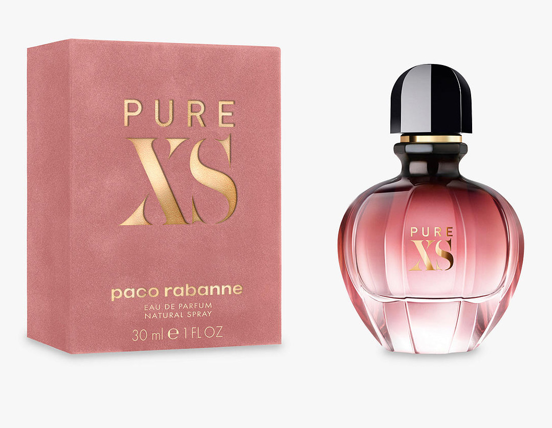 An image of Paco Rabanne Pure XS For Her EDP 30ml