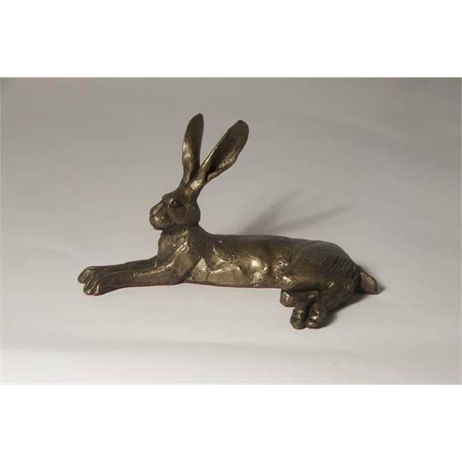 Blue Poppy Frith Harvey Hare Lying