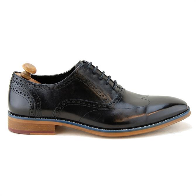 Paolo Vandini Praze Oxford Leather Shoe