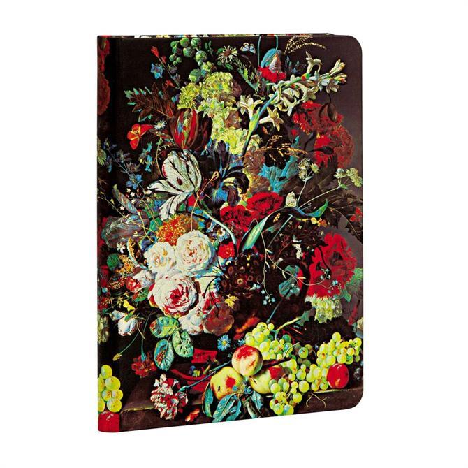 Paperblanks Still Life Van Huysum Notebook Unlined