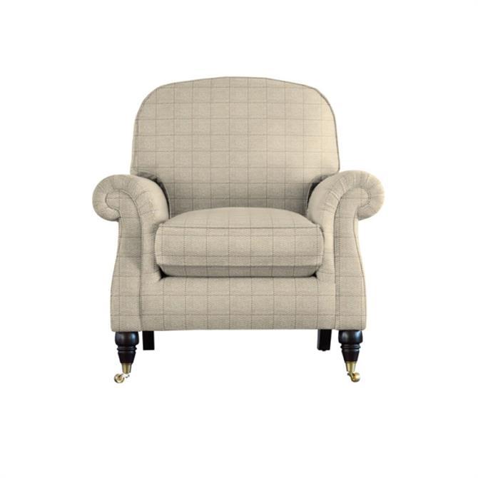 Parker Knoll Westbury Armchair in B Grade Fabric