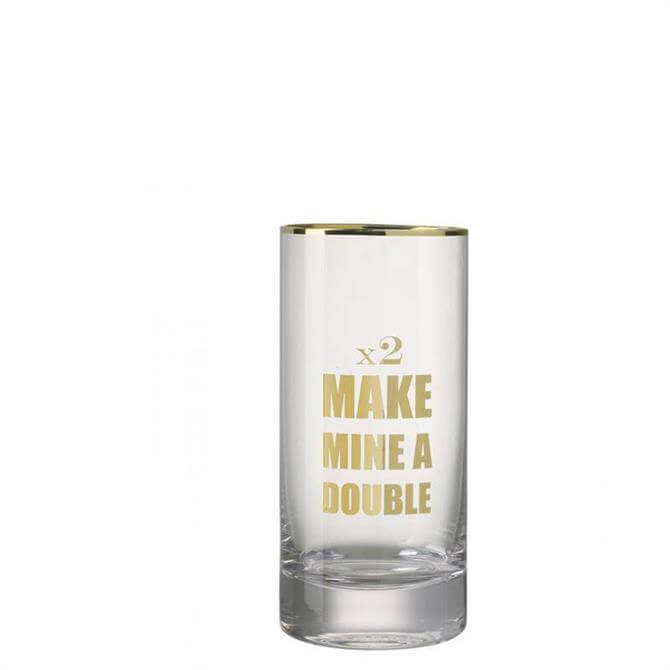 Parlane Make Mine a Double Highball Glass