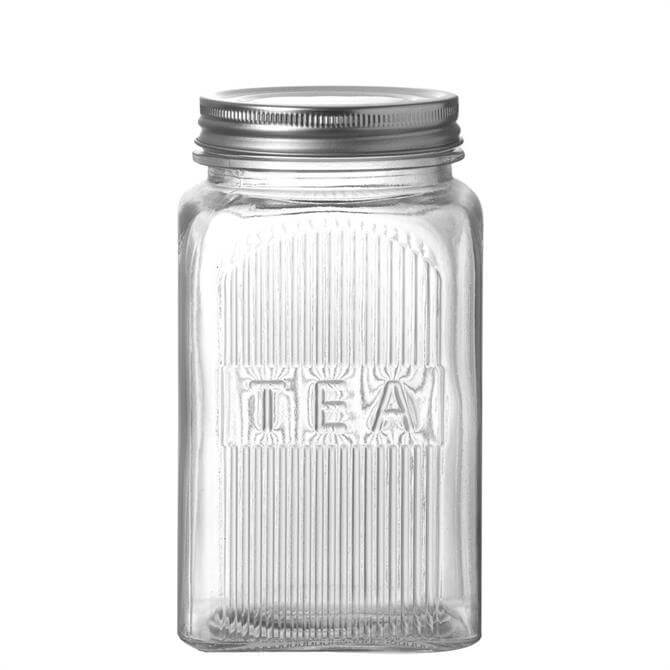 Parlane Tea Glass Storage Jar DNPL