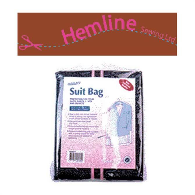 Hemline Suit Bag