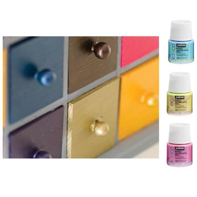 Pebeo Deco Acrylic Gloss Paint 45ml