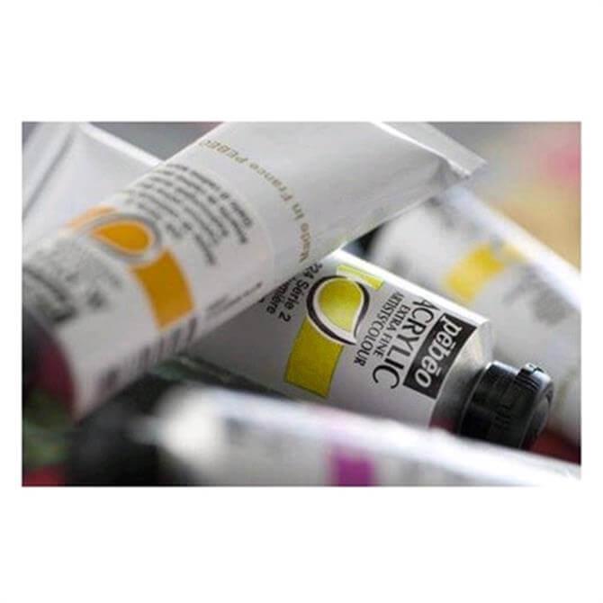 Pebeo Fluorescent Studio Acrylic Paint 100ml