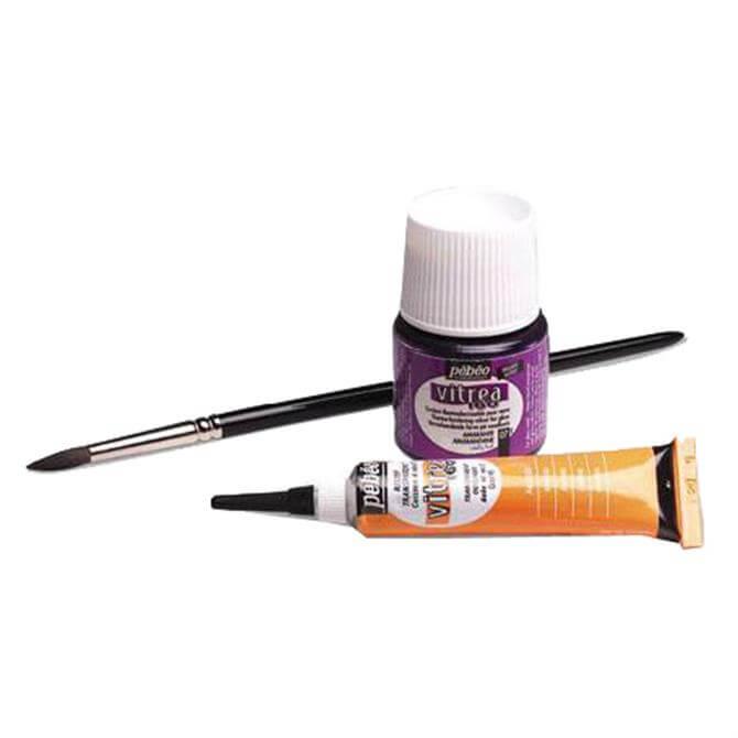 Pebeo Vitrea 160 Shimmer Paint