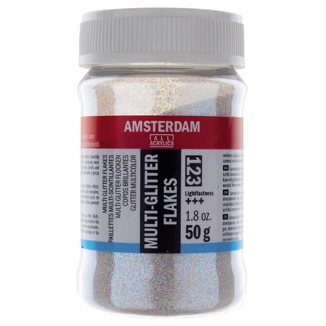 Amsterdam AAC Glitter Flakes 50g